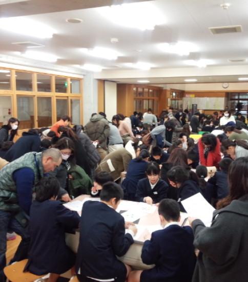出張タカラバコin小学校親子活動*2017年1月27日(金)