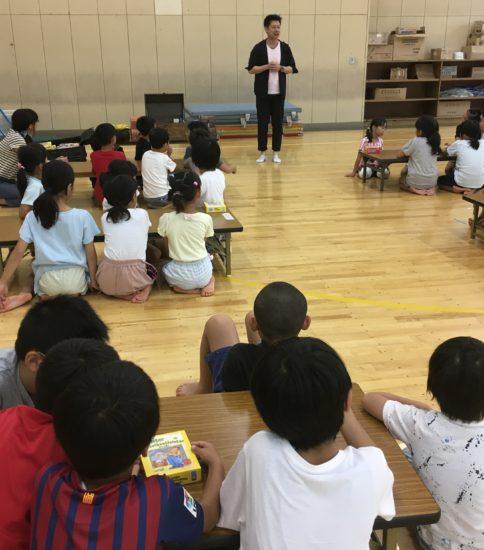 金沢市内学童クラブ出張タカラバコ*2019年8月30日(金)