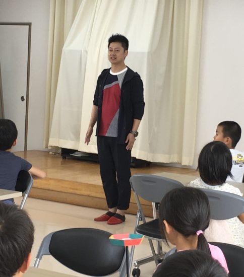 金沢市内児童館出張タカラバコ*2019年8月21日(水)