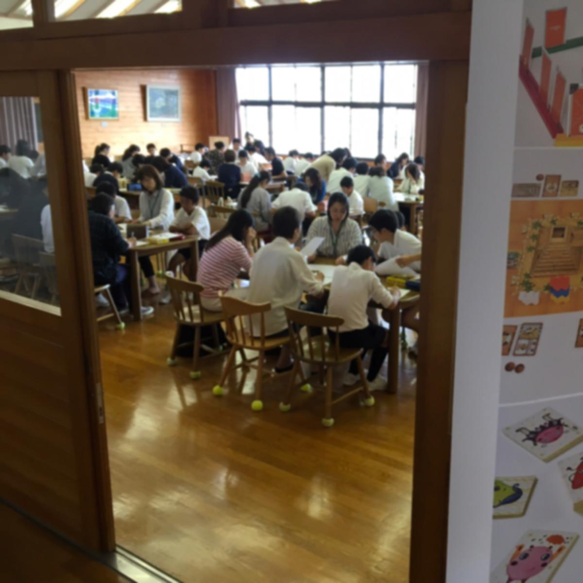 出張タカラバコin金沢市内小学校親子活動*2018年10月2日(火)